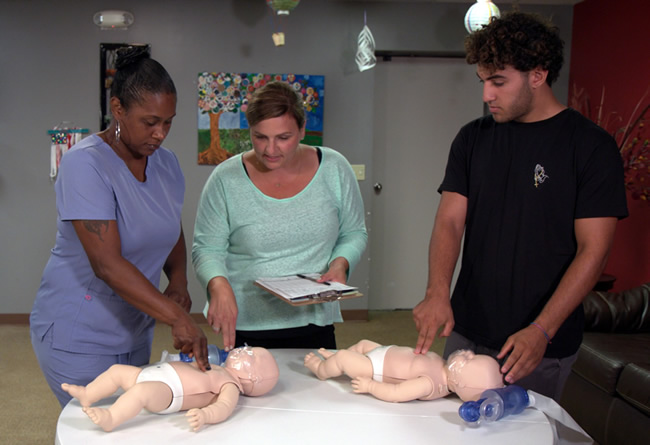 Heartsaver Pediatric & Infant CPR Courses