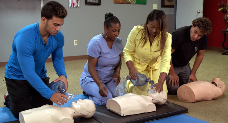Family & Friends CPR Non-Credentialed Courses